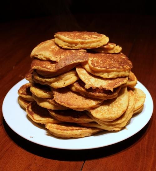 Sweet Potato Pancakes | Food | Pinterest