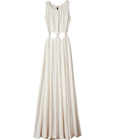 Ivory Tabernacle Gown