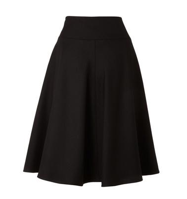 Semi Circle Skirt 26