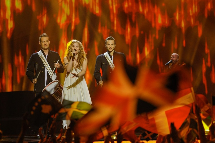 last year's eurovision results 2014