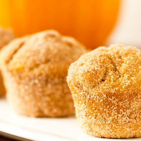 Pumpkin Doughnut Muffins | Cooking | Pinterest