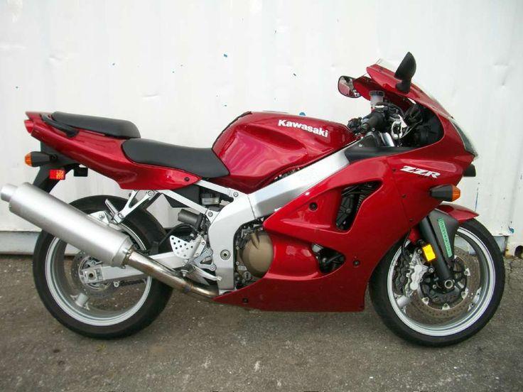 2007 Kawasaki ZZR 600 | Kawasaki Motorcycles | Pinterest