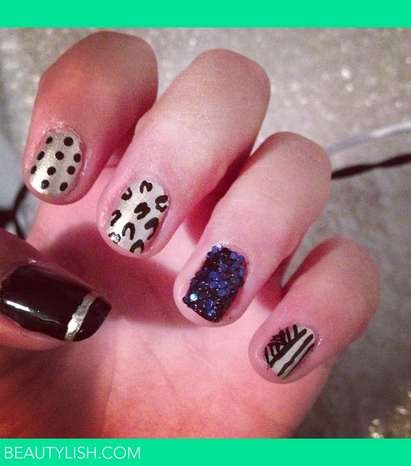 Here these are the creative nail art exandles photo quotes Pictures