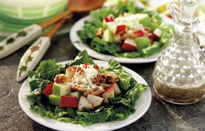 November Salad | First Course Salads | Pinterest