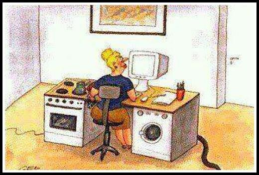 Truly a Domestic Engineer | iCT | Pinterest: http://pinterest.com/pin/341288477985394767/