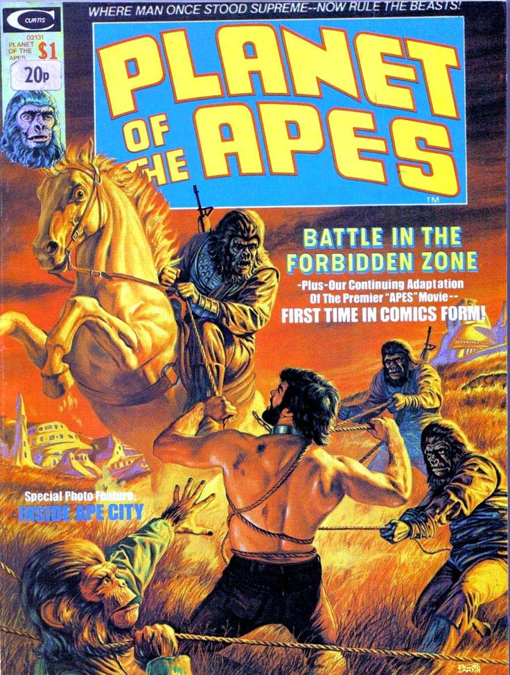 book review of planet of the Soon the astronaut learns that this planet is ruled by a race of talking, thinking, reasoning apes who hold court over a complex, multilayered civilization in this topsy-turvy society audience reviews for planet of the apes.