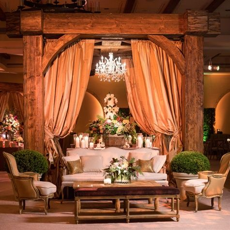 Elegant Reception Lounge