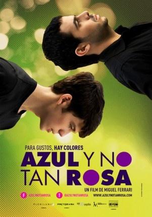 """Se estrena """"Azul y no tan rosa"""", película venezolana de trama gay"""