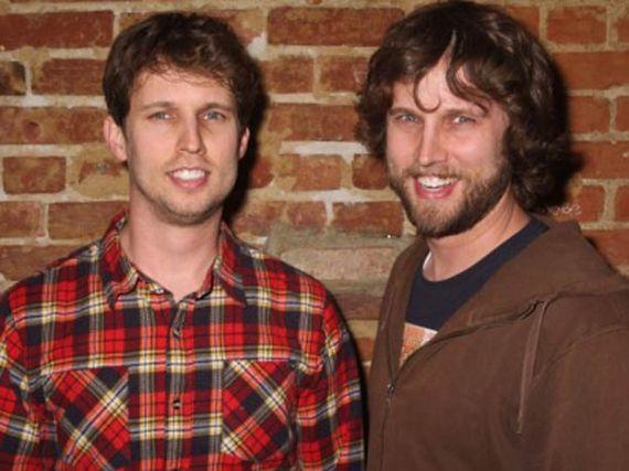 JON & DANIEL HE... Jon Heder Twin
