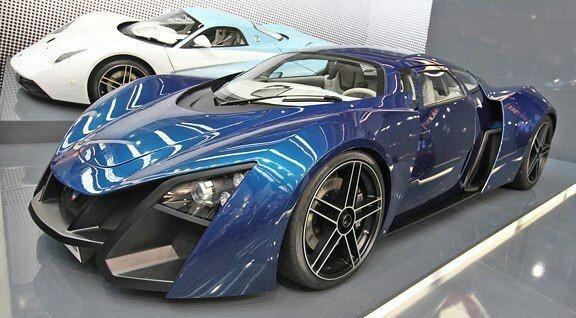 Marussia Motors... D And D Motors