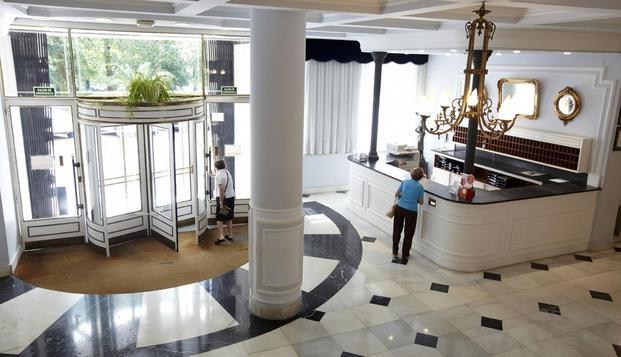 hotel balneario lierganes: