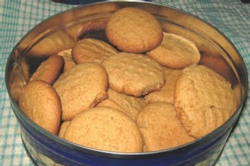 Honey-butter Biscuit Cookies | Sounds yummy! | Pinterest