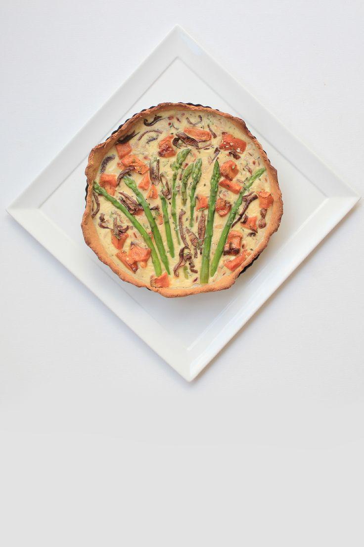 Gluten-Free Roasted Asparagus Tart Recipes — Dishmaps