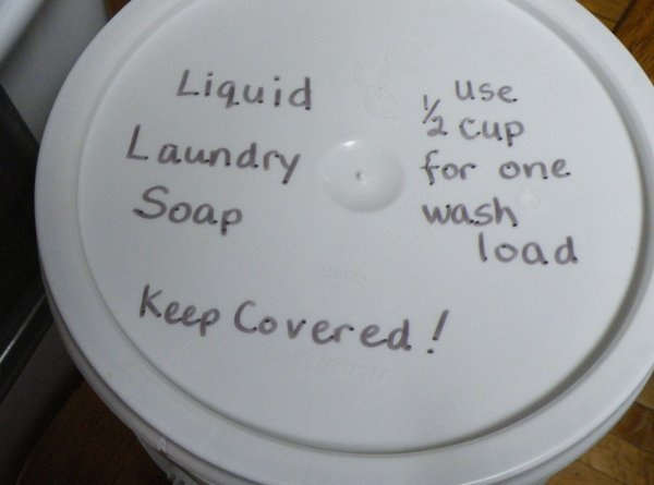 Best indepth info on making laundry soap