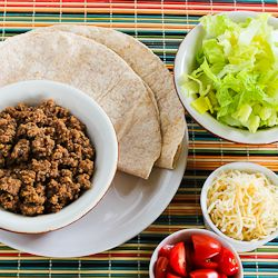 ... Ground Beef for Tacos, Burritos, or Taco Salad from Kalyn's Kitchen