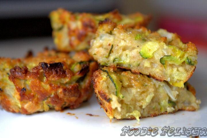 Zucchini Tots | Vegies, Soups, Salads, & Sides | Pinterest
