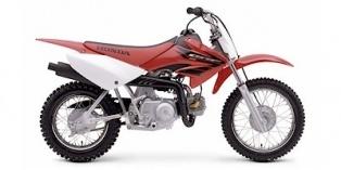 2004 #Honda CRF 70F