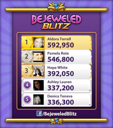 bejeweled blitz on facebook