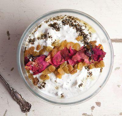 Mast-o Khiar (Yogurt and Cucumber Dip) | SAVEUR
