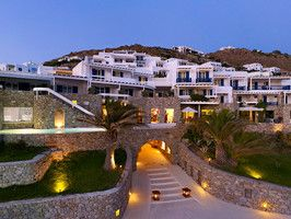 Santa Marina Resort and Villas in Greece