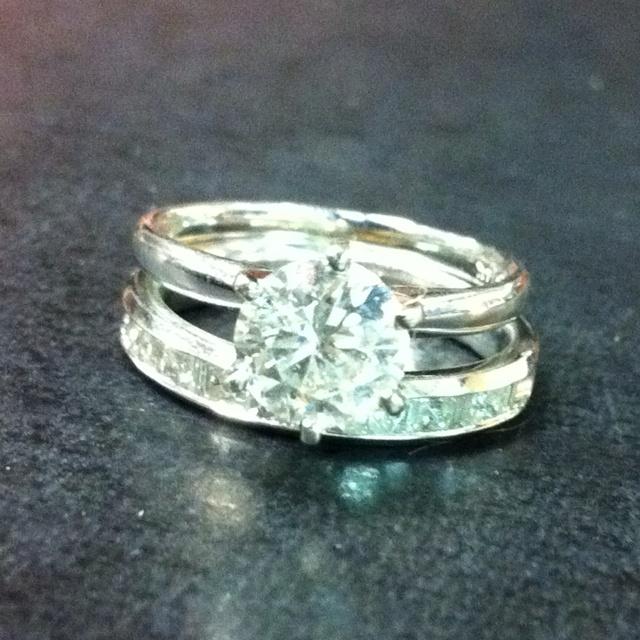 Wedding rings...eternal love:)