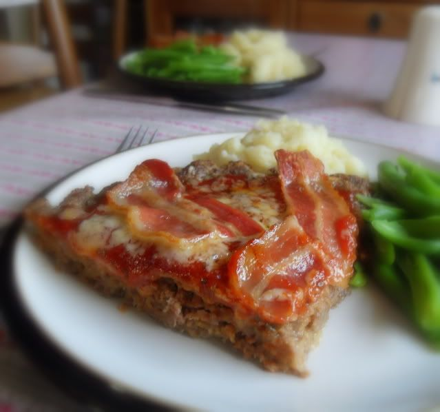 Meat Loaf Piefrom The English Kitchen | Dinner - Mince recipes | Pint ...