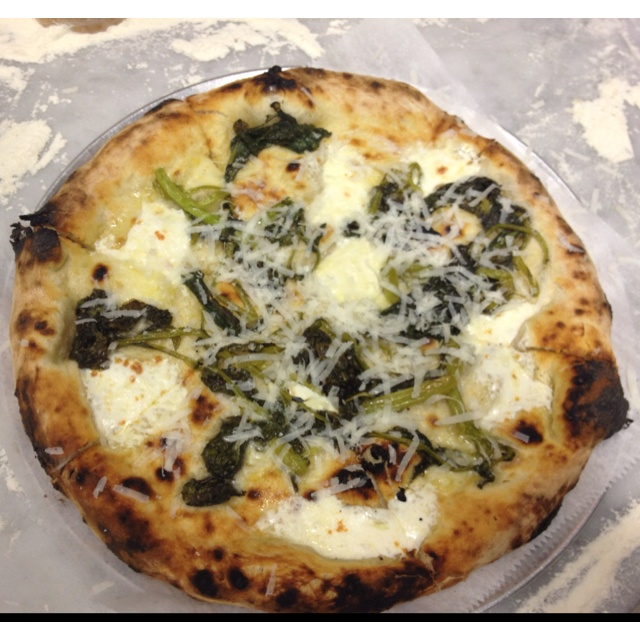 Broccoli Rabe Pie Recipe — Dishmaps