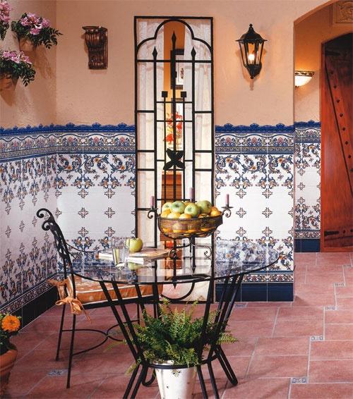 Azulejos andaluces mi patio andaluz pinterest for Azulejos patio
