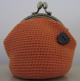 Crochet Purse Patterns Blog : Crochet purse free pattern Crochet - Coin purse and ...