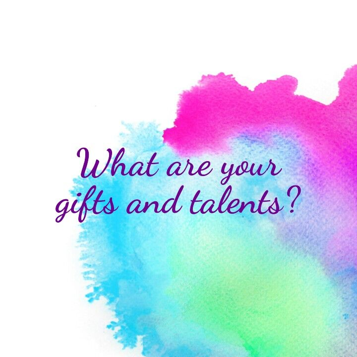 essay on gifts and talents