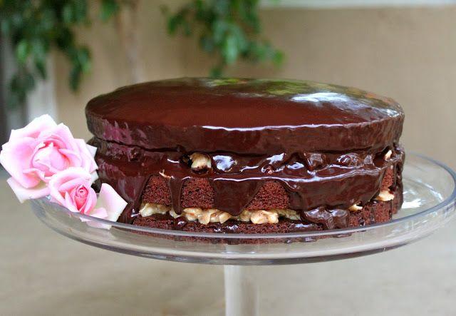 Christina's Cucina: Inside-Out German Chocolate Cake