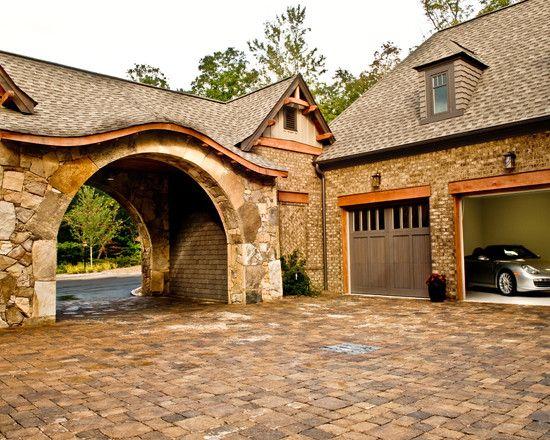 Porte cochere driveway home design porte cochere pinterest for What is a porte cochere