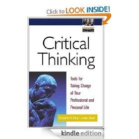 critical thinking richard paul linda elder