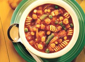 Moroccan Vegetable and Pasta Soup | Recipes - Soup. | Pinterest