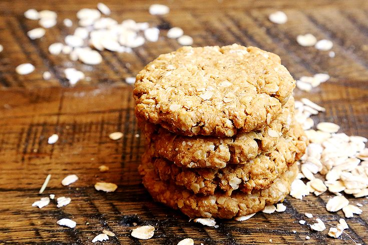 Chewy Coconut Oatmeal Cookies | Sweets | Pinterest