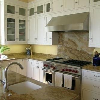 no backsplash new kitchen