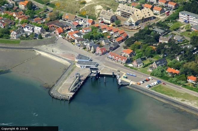 Vlieland Island Netherlands