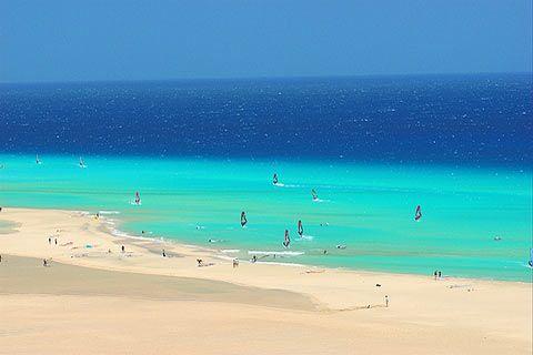 Fuerteventura Island Spain
