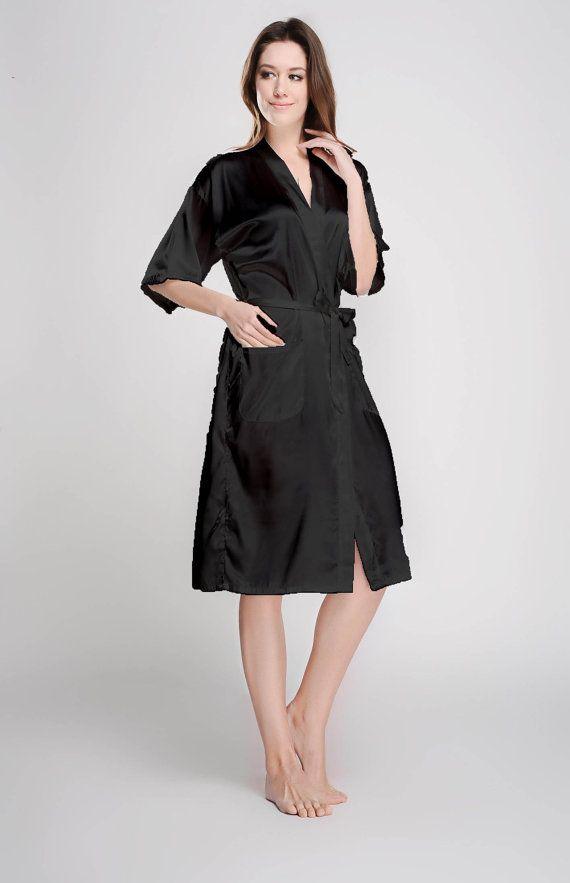 Wholesale Satin Robe