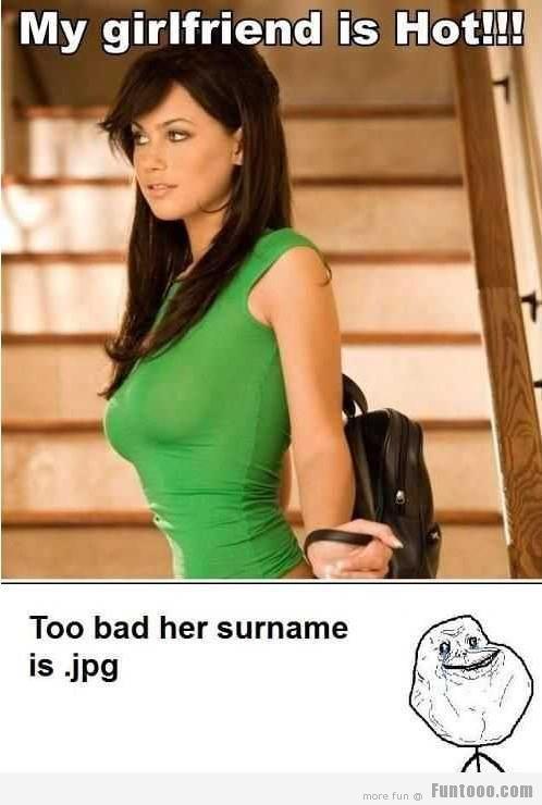 Funny Meme Hot Girl : My girlfriend is hot lmao pinterest