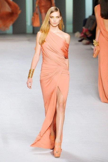 Cut gown 5