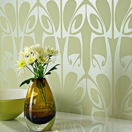graham amp brown hula wallpaper kind of want this for one wall in the