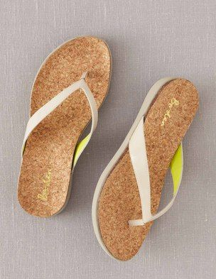 Ive spotted this @BodenClothing Casual Flip Flops Oatmeal