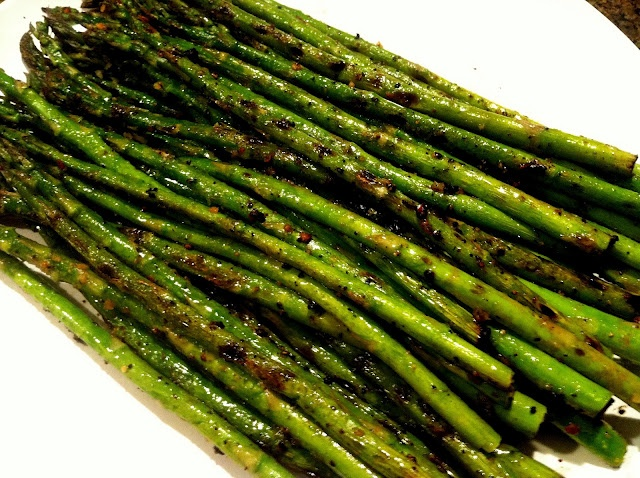 Grilled asparagus | Recipes | Pinterest