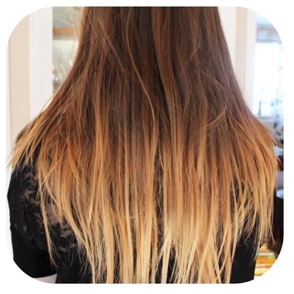 LOVE. Ombré for light brown hair. | Hair! | Pinterest