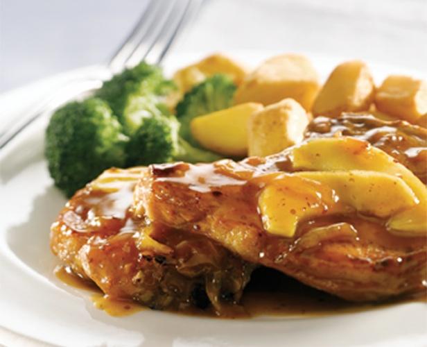 sauce pork chops with dijon maple pork chops simply recipes pork chops ...