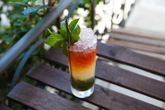 Queen's Park Swizzle | THE WHALING CLUB | Pinterest