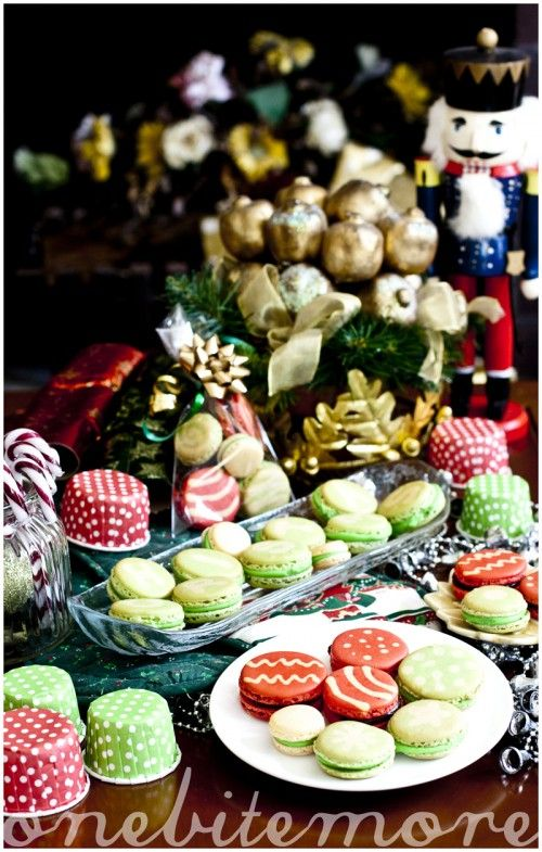 Bauble Macarons | All about Macarons ♥ | Pinterest