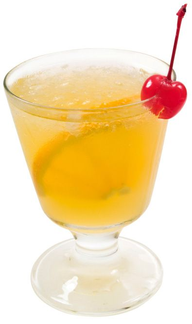 The Original Cocktail Circa 1798 Recipes — Dishmaps