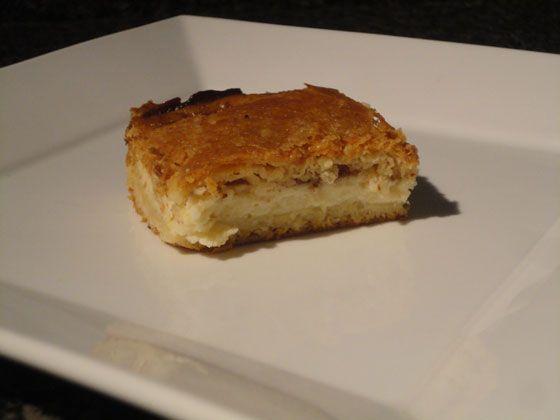 Cinnamon-Cream Cheese Breakfast Bar | Breakfast\Brunch | Pinterest